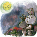 Moon and Rabbit icon
