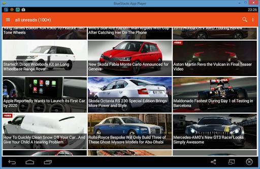 Top Car News
