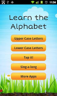 Learn the Alphabet (ABCs) - screenshot thumbnail