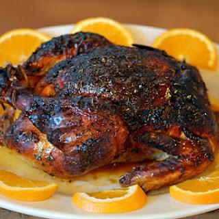 Chipotle Orange Chicken Recipe