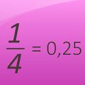 Decimal to Fraction Pro icon