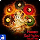 AppLock Theme Gudi Padwa