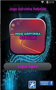 Jogo Adivinha Rebelde