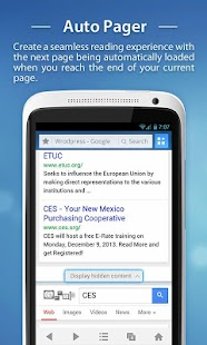 [UC Browser for Android] Screenshot 1