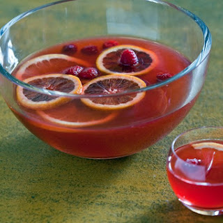 Easy Spiked Punch.