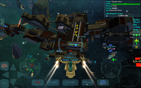 Vendetta Online (3D Space MMO) Screenshot 11