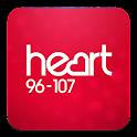 Heart FM Radio App logo