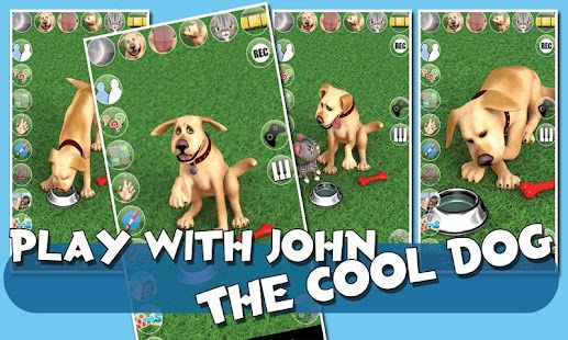 Talking John Dog & SB Deluxe- screenshot thumbnail