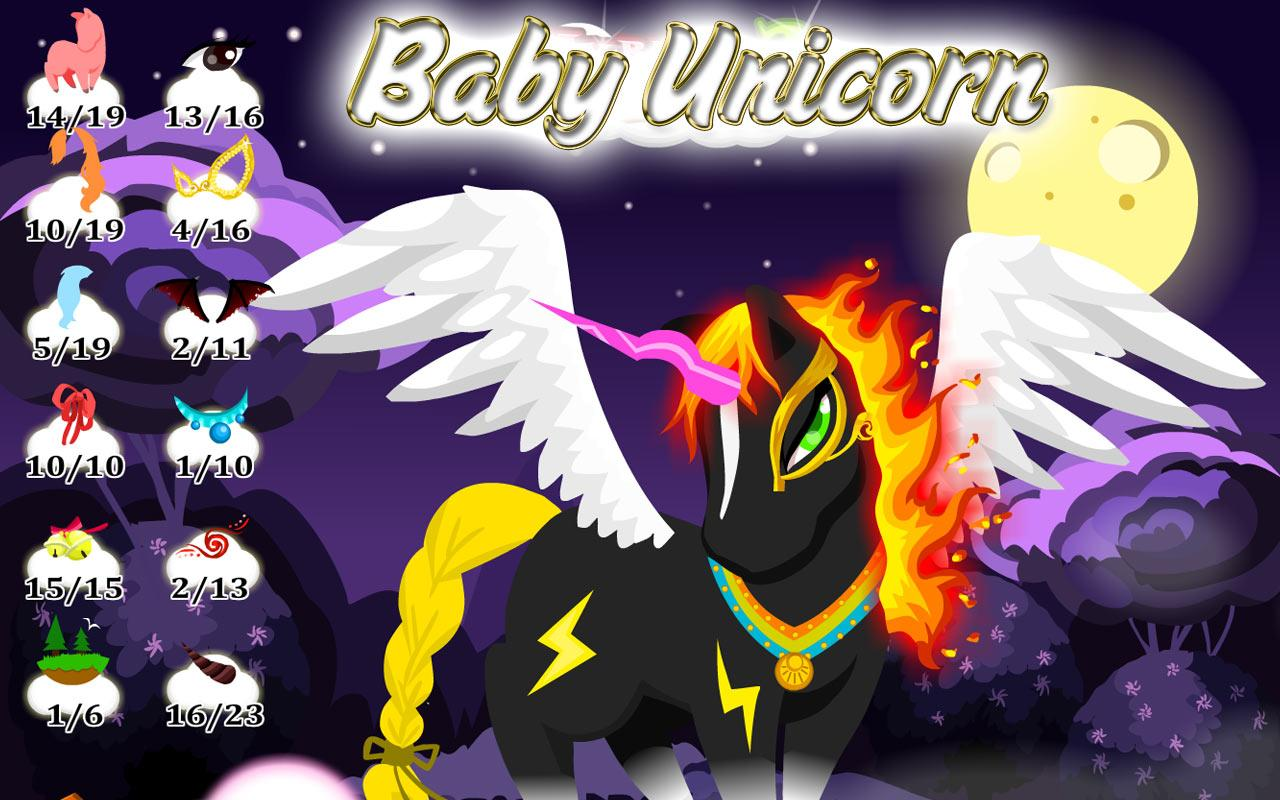 Baby Unicorn - screenshot