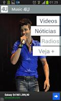 Screenshot of Gustavo Lima