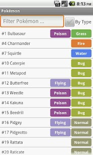 Pokémon Location Finder - screenshot thumbnail
