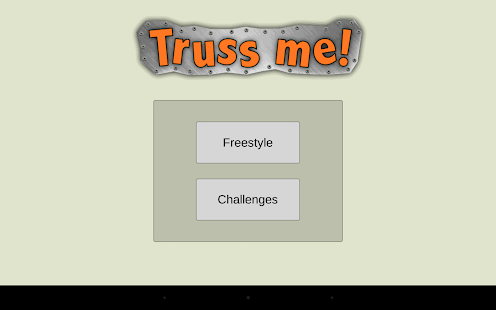 Truss Me!- screenshot thumbnail
