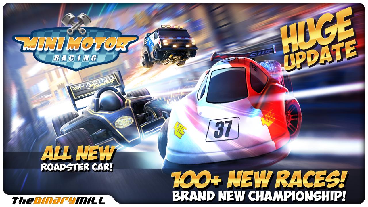 Mini Motor Racing screenshot #9
