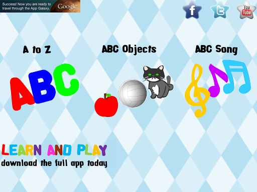 Alphabet Free Learn and Play v1.6.2 screenshots 5