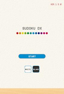 Sudoku-free-SUDOKU-DX