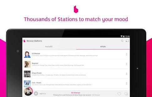 blinkbox Music Screenshot 14