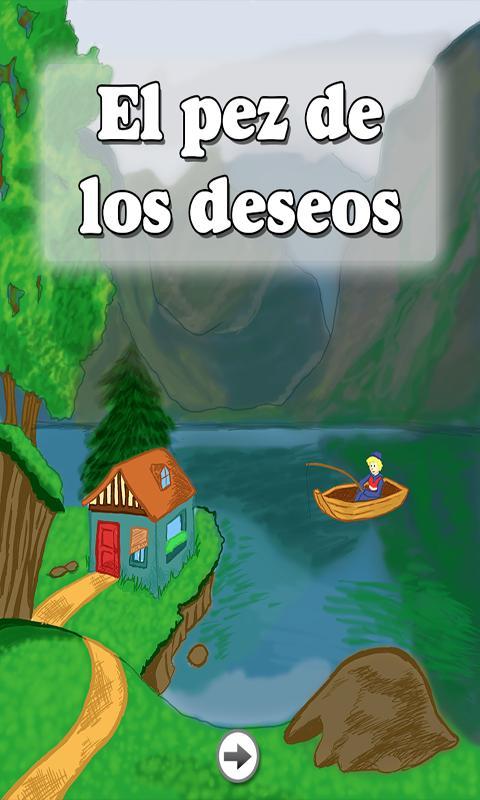 El Pez de los Deseos - screenshot