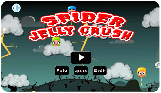 Spider Jelly Crush