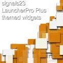 LauncherPro s23 HONEYCOMB-PINK icon