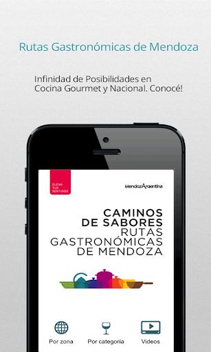 Rutas Gastronómicas de Mendoza