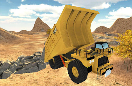 dump truck driving simulator 1.0 screenshot 55217