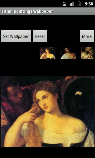 免費攝影App|Titian paintings wallpaper|阿達玩APP