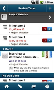WAToDo! Android To Do List screenshot 3