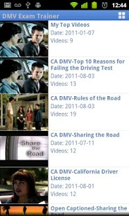 DMV California - screenshot thumbnail