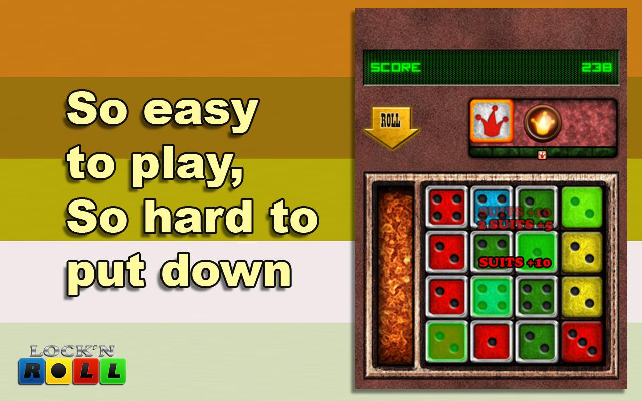 LNR Free- Dice and Puzzle Game- screenshot