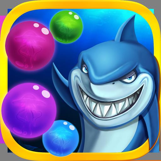 解谜のバブルシューター LOGO-記事Game