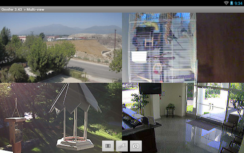 ONVIF IP Camera Monitor - screenshot thumbnail