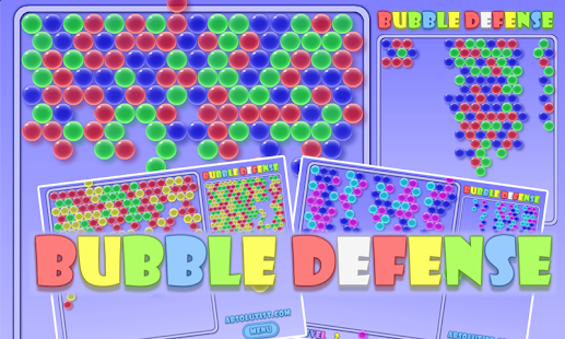 Bubblez HD: Bubble Defense