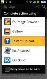 Instant Upload Screenshot 4