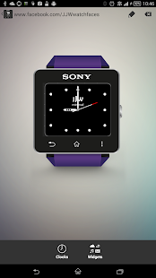 JJW Minimal Watchface 1 SW2- screenshot thumbnail