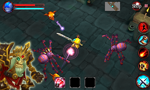 Dungeon Clash - RPG v1.02.0