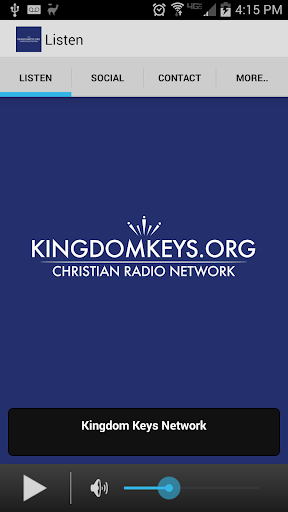 Kingdom Keys Network