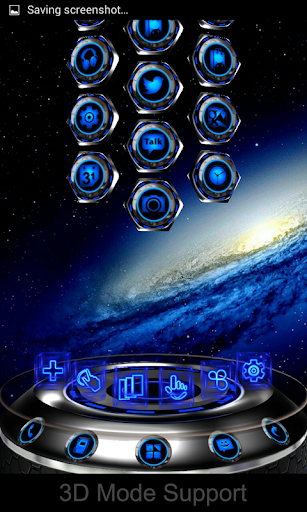 KromiumB Next Launcher Theme