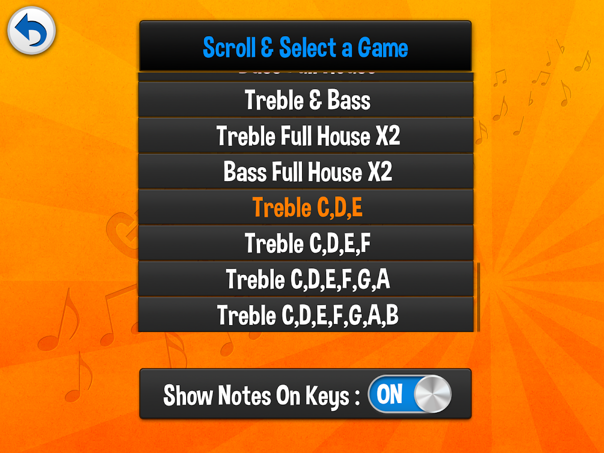 Gurgle Music- screenshot
