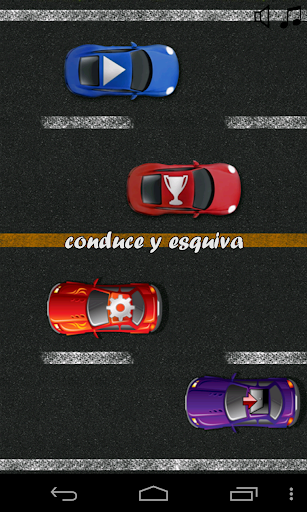 Conduce y esquiva