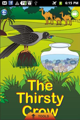 Thirsty Crow - Kids Story