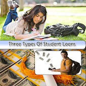 Three Types Of Student Loans
