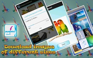 Screenshot of Designs Extended: Photo Editor
