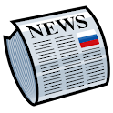 RuNews. News from Russia logo