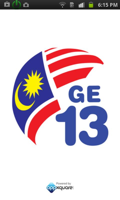 Vote 4 GE13 - screenshot