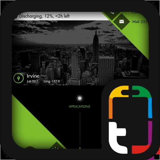 クイックヒントのテーマ 個人化 App LOGO-硬是要APP
