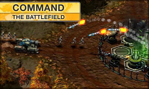 Modern Command Screenshot 1