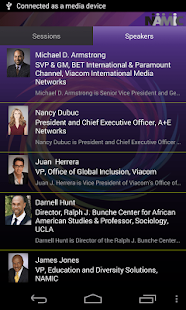 NAMIC Conference - screenshot thumbnail