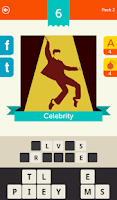 Screenshot of Mega Quiz ~ Pop Culture Game