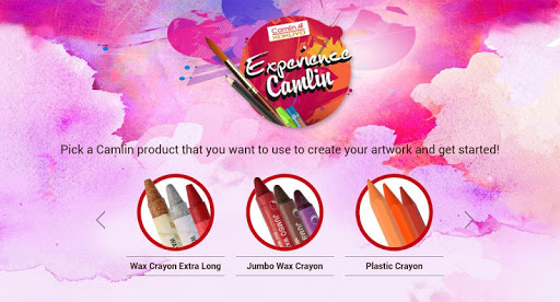 Camlin Experience App
