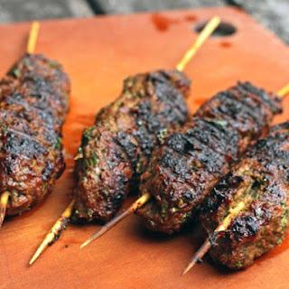 Jeff Koehler's Moroccan Grilled Lamb Kefta Brochettes